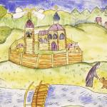 Принимаются творческие работы для участия в международном детском конкурсе «Красота Божьего мира»