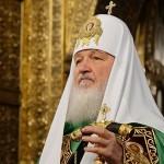 Патриарх Кирилл: Победить народ можно только в том случае, если народ впадет в блуд, заблудится