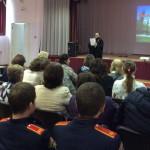 В школе №43 прошел «Областной экологический семинар»