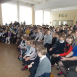 День православной книги в школе поселка Красный Текстильщик
