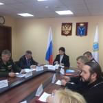Представитель Саратовской епархии принял участие в заседании окружной комиссии ПФО по делам казачества