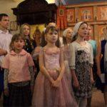 В храме Тихона Задонского прошел детский праздник