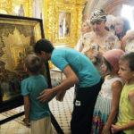 По территории Саратовской епархии проходит крестный ход с Ташлинской иконой Божией Матери «Избавительница от бед»