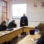 О катехизации в Церкви и о том, как не уподобиться сектантам, рассказал саратовский священник на круглом столе по вопросам катехизации