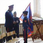 День рождения кадетского класса и Посвящение в кадеты в п. Красный Текстильщик