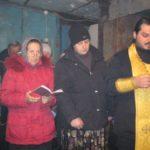 Первый престольный праздник в храме Иверской иконы Божией Матери