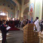 Юные казаки приняли присягу в Покровском храме Саратова