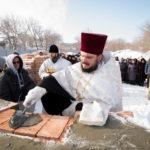 В Саратове совершен чин основания храма во имя Святых Царственных Страстотерпцев