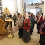 Ночное богослужение на 1 января в храме Казанской иконы Божией Матери
