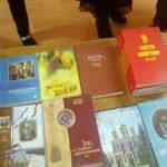 В школе села Синенькие священник рассказал об истории местного храма
