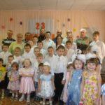 Праздник защитника Отечества в реабилитационном центре «Возвращение»