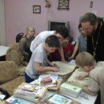 День православной книги в социально-реабилитационном центре «Возвращение»