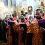 Благочинный Всехсвятского округа возведен в сан протоиерея