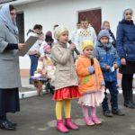В храме Космы Саратовского прошел праздник, посвященный Светлой Пасхе