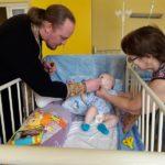 Священник причастил пациентов онкологического отделения областной детской больницы