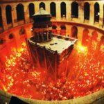 В Саратов доставят Благодатный огонь