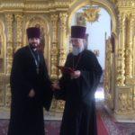 Протоиерей Димитрий Полохов отметил 20-летие своей священнической хиротонии