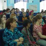 Сестры милосердия и воспитанницы духовного училища выступили с концертами в детском отделении больницы и приюте