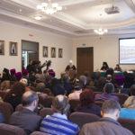 Клирики Всехсвятского благочиния приняли участие в пленарном заседании Межрегионального научного форума, приуроченного ко Дню славянской письменности и культуры