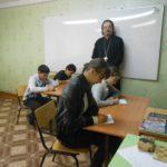 День славянской письменности прошел в сельской школе