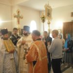 В храме села Багаевка отметили престольный праздник