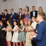 Священник поздравил выпускников 43 школы