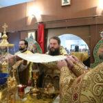 В храме святителя Тихона Задонского отметили престольный праздник