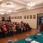 Настоятель и прихожане Свято-Тихоновского храма посетили презентацию книги «Собор Саратовских святых: сборник житий»