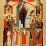 Для совершения богослужений на праздник Покрова Божией Матери клирики Всехсвятского благочиния Саратовской епархии были направлены на приписные приходы
