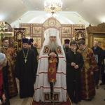 Архиерейских наград удостоены благотворители храма во имя священномученика Космы Саратовского г. Саратова