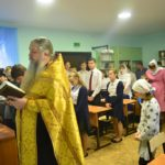 Освящено здание воскресной школы при храме Космы Саратовского