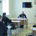Прошло собрание духовенства Всехсвятского благочиния