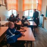 После школьных каникул воспитанники специальной (коррекционной) школы № 6 вновь встретились со священнослужителем