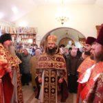 Престольный праздник в храме священномученика Космы Саратовского