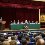 Клирики и миряне Всехсвятского благочиния приняли участие в открытии XV Межрегиональных образовательных Пименовских чтений
