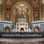 В храмах Всехсвятского благочиния оглашено послание Архиерейского Собора