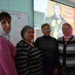 Прихожане познакомились с творчеством православной саратовской поэтессы Валерии Соколовой