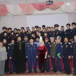 Благочинный Всехсвятского округа выступил с докладом на межрегиональном форуме казачьей молодежи в Саратове