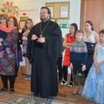 Всехсвятский храм организовал рождественский праздник в областном реабилитационном центре для детей и подростков