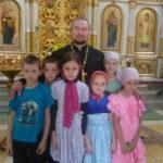 В центре для несовершеннолетних реализован проект «Моя православная семья»