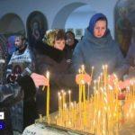 В храмах Всехсвятского благочиния совершено поминовение жертв трагедии в Кизляре