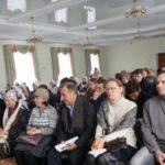 Собрание социальных работников Саратова