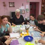 Мастер-класс в детском социально-реабилитационном центре «Возвращение»