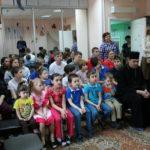 Волонтеры храма святого преподобного Сергия Радонежского посетили детский приют