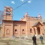 Текущие отделочные работы в храмах Саратовского района Всехсвятского благочиннического округа