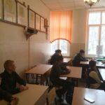 Состоялась очередная встреча со школьниками школы №6