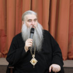 Встреча Митрополита Лонгина с православной молодежью