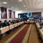 Благочинный Всехсвятского округа принял участие в заседании рабочей группы по делам казачества