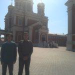 Воспитанники воскресной школы Свято-Тихоновского храма приняли участие в епархиальном конкурсе чтецов