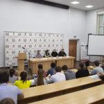 Молодежное общество нашего благочиния приняло участие в первом региональном форуме православной молодежи